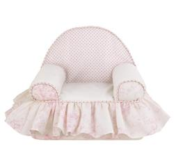 Cotton Tale Designs Baby's 1st Chair, Heaven Sent Girl