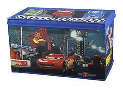 Disney Cars Fabric Toy Box Collapses Non-woven fabric Kids R