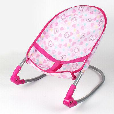 1 Pair Baby Doll Rocking Chair for Reborn