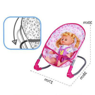 1 Pair Baby Doll Bouncer
